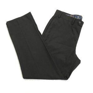 Lauren Ralph Lauren Flat Front Dress Pants